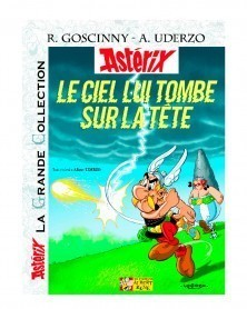 Astérix La Grande Collection v.33 - Le Ciel Lui Tombe Sue La Tête (Ed. Francesa)