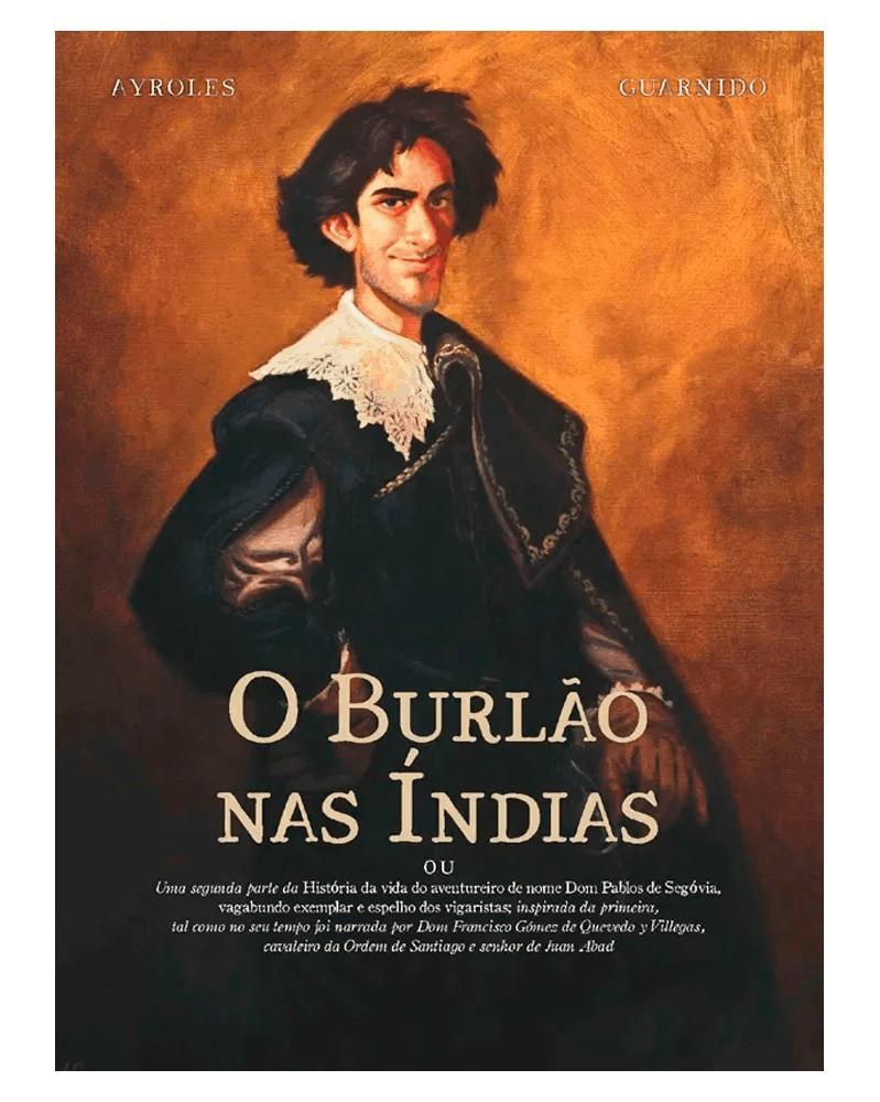 O Burlão nas Índias (Ed.Portuguesa em Capa Dura)