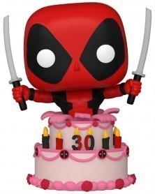 Funko POP Marvel - Deadpool 30th - Deadpool in Cake