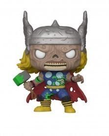Funko POP Marvel - Marvel Zombies - Zombie Thor