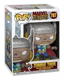 Funko POP Marvel - Marvel Zombies - Zombie Thor caixa