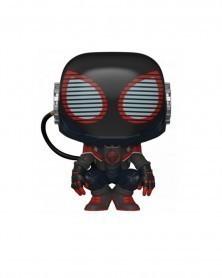 Funko POP Marvel - Spider-Man - MIles Morales (2020 Suit)
