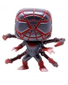 Funko POP Marvel - Spider-Man - Miles Morales (Programmable Matter Suit)