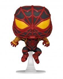Funko POP Marvel - Spider-Man - Miles Morales (STRIKE Suit)