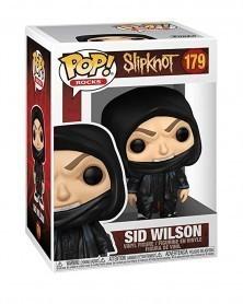 Funko POP Rocks - Slipknot - Sid Wilson caixa