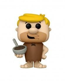 Funko POP Ad Icons - The Flintstones - Barney Rubble (w/Cocoa Pebbles)