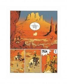 Procura-se Lucky Luke, de Matthieu Bonhomme (Ed.Portuguesa, capa dura) 1