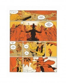 Procura-se Lucky Luke, de Matthieu Bonhomme (Ed.Portuguesa, capa dura) 2