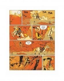 Procura-se Lucky Luke, de Matthieu Bonhomme (Ed.Portuguesa, capa dura) 3