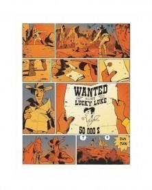 Procura-se Lucky Luke, de Matthieu Bonhomme (Ed.Portuguesa, capa dura) 4