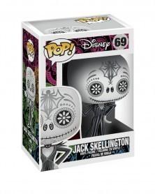 Funko POP Disney - Nightmare Before Christmas - Jack Skellington (Day oF The Dead) caixa