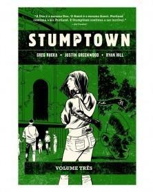Stumptown Volume 3 (Ed.Portuguesa, capa dura) capa