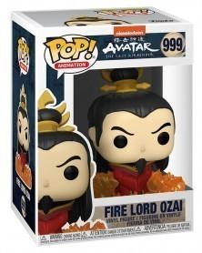 PREORDER! POP Animation - Avatar The Last Airbender - Fire Lord Ozai, caixa
