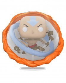 PREORDER! POP Animation - Avatar The Last Airbender - Aang (All Elements)