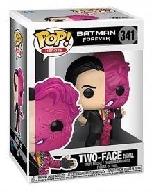 Funko POP Heroes - Batman Forever - Two-Face caixa