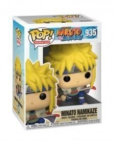 Funko POP Anime - Naruto - Minato Namikaze caixa