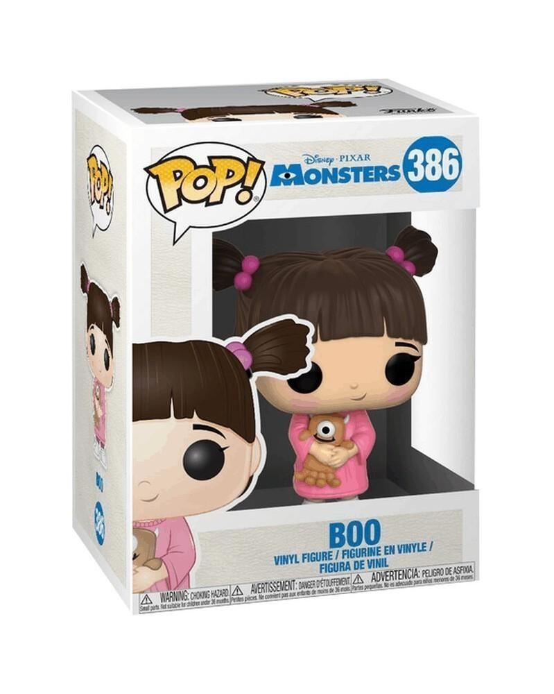 Funko POP Disney - Monsters Inc - Boo caixa
