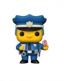 Funko POP TV - The Simpsons - Chief Wiggum