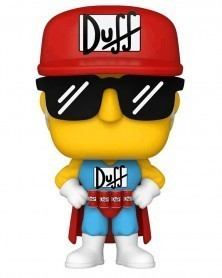 Funko POP TV - The Simpsons - Duffman