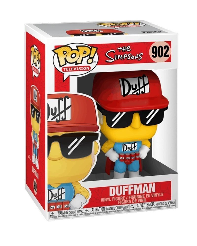 Funko POP TV - The Simpsons - Duffman caixa