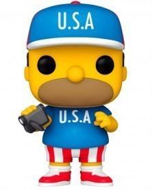 Funko POP TV - The Simpsons - USA Homer