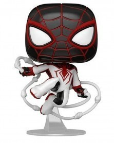 Funko POP Marvel - Spider-Man - Miles Morales (TRACK Suit)