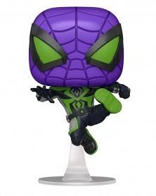 Funko POP Marvel - Spider-Man - Miles Morales (Purple Reign)