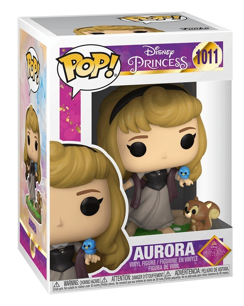PREORDER! Funko POP Disney Princess - Aurora caixa