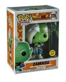 Funko POP Animation - Dragonball Super - Zamasu (Glow in The Dark) c