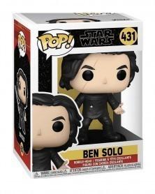 Funko POP Star Wars - Episode 9 - Ben Solo w/Blue Saber caixa