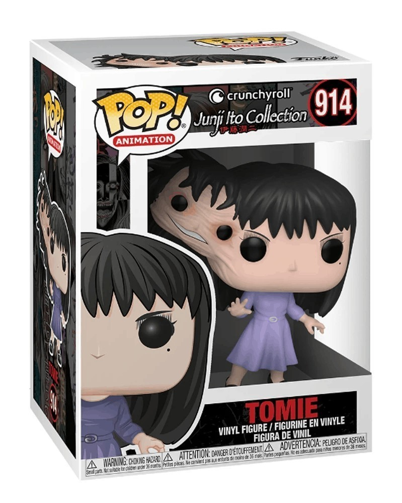 Funko POP Anime - The Junji Ito Collection - Tomie c
