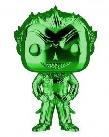 Funko POP DC Heroes - Batman: Arkham Asylum - Joker (Green Chrome)