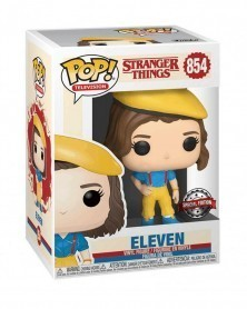 Funko POP TV - Stranger Things - Eleven (in Yellow Outfit)