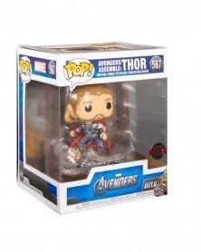 Funko POP Marvel - Avengers Assemble - Thor caixa