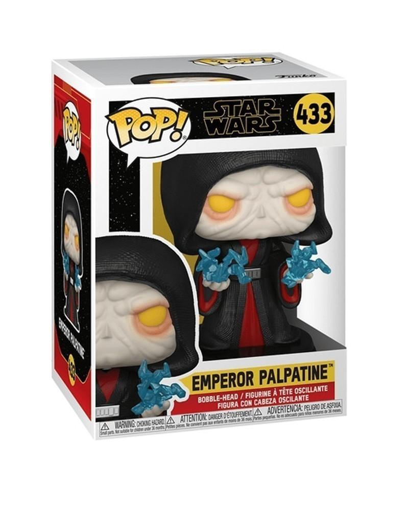 Funko POP Star Wars - Episode 9 - Emperor Palpatine (Revitalized)
