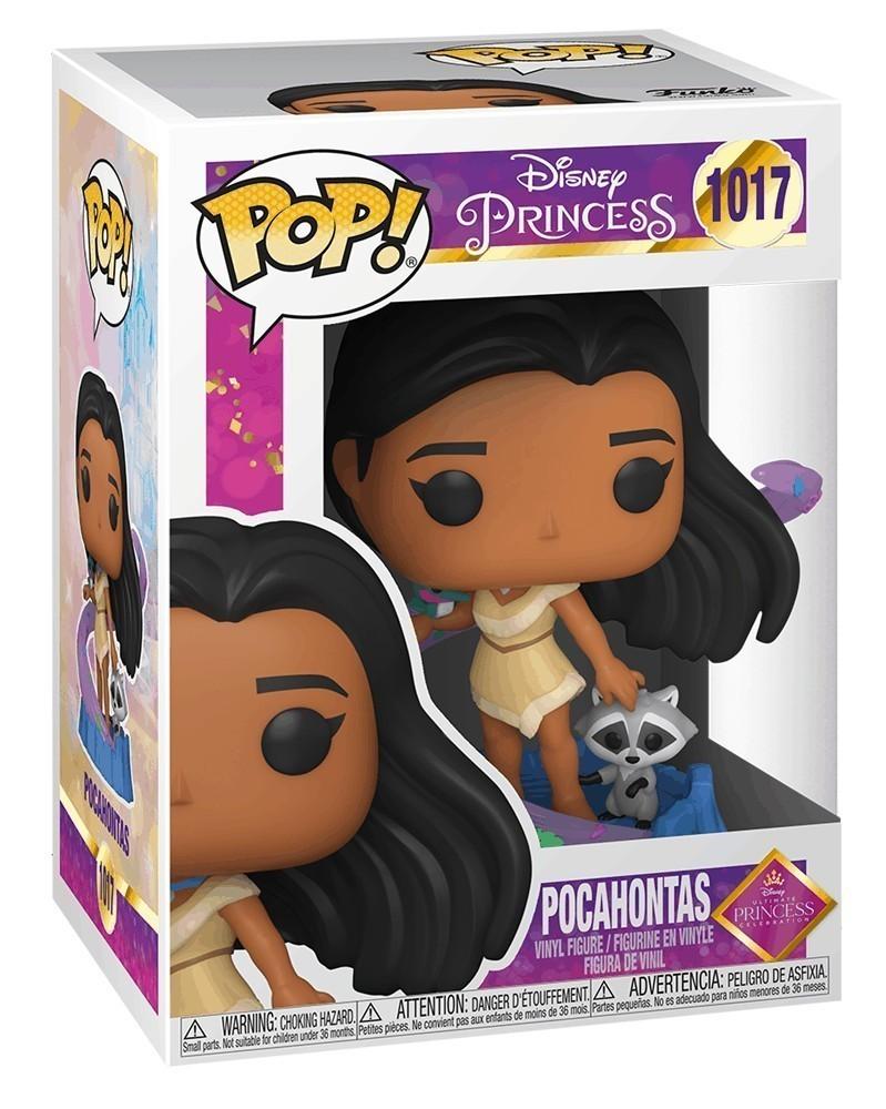PREORDER! Funko POP Disney Princess - Pocahontas caixa