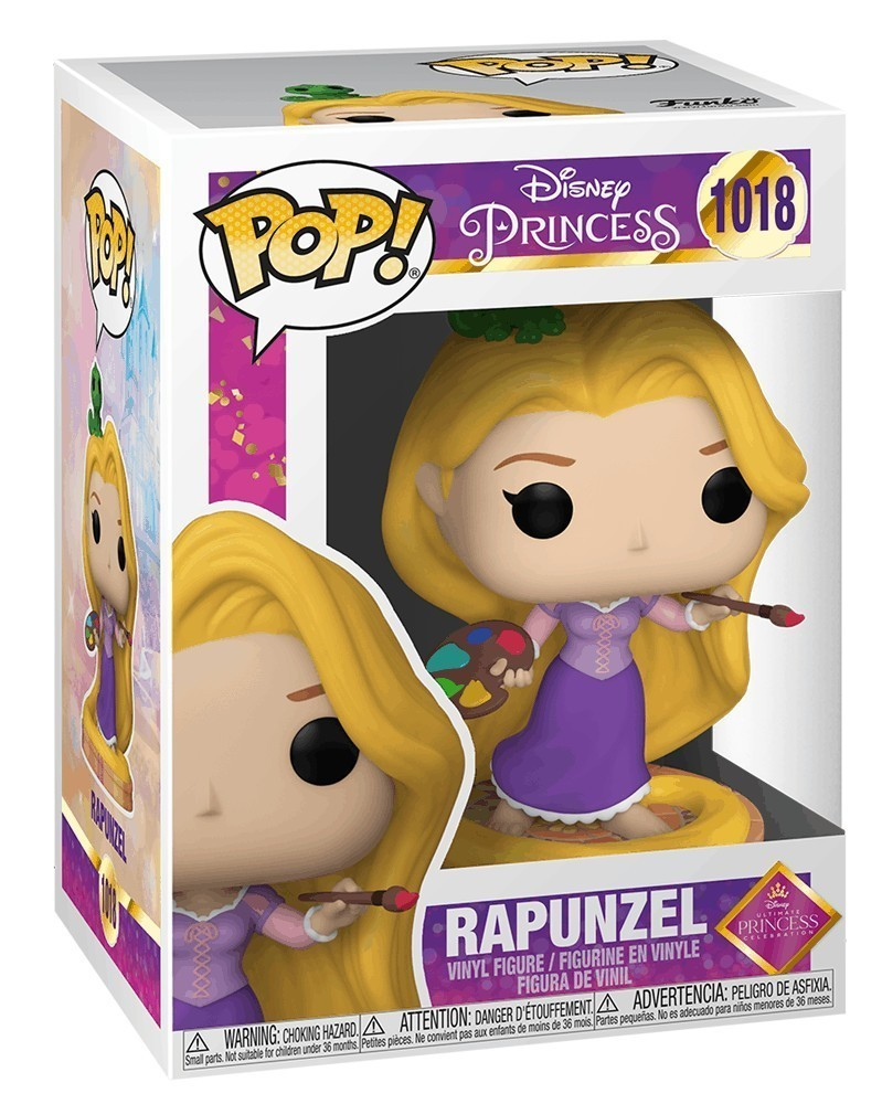 PREORDER! Funko POP Disney Princess - Rapunzel caixa