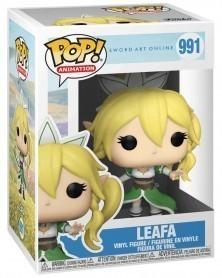 PREORDER! POP Anime - Sword Art Online - Leafa caixa