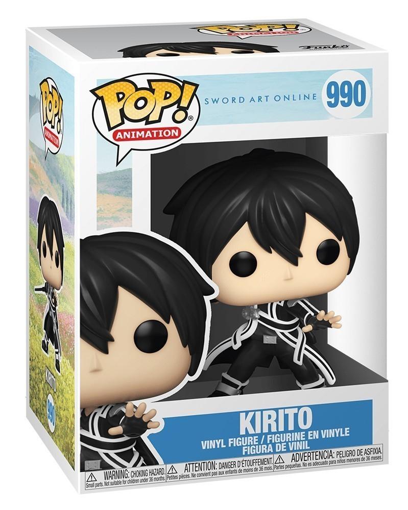 PREORDER! POP Anime - Sword Art Online - Kirito caixa