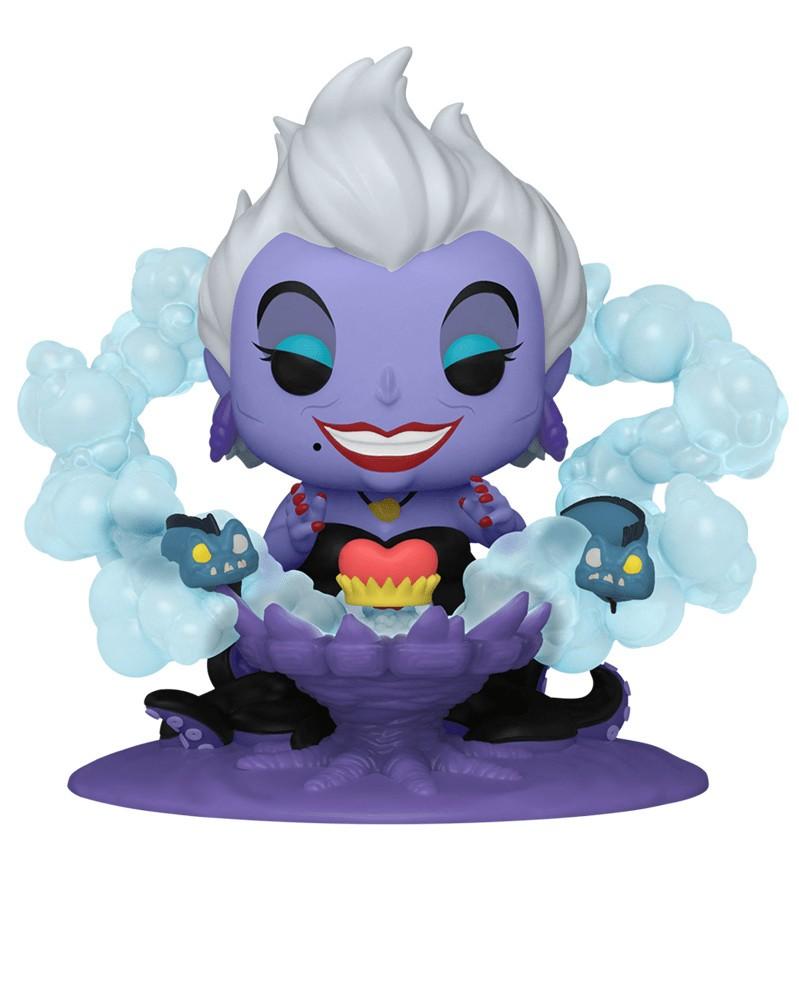 PREORDER! Funko POP Deluxe Disney Villains - Ursula on Throne