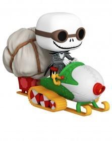 PREORDER! Funko POP Nightmare Before Christmas - Jack & Snowmobile