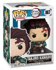 PREORDER! Funko POP Anime - Demon Slayer - Tanjiro Kamado caixa