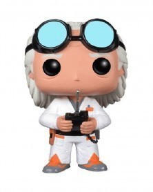 Funko POP Movies - Back To The Future - Doctor Emmet Brown