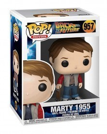 Funko POP Back To The Future - Marty 1955