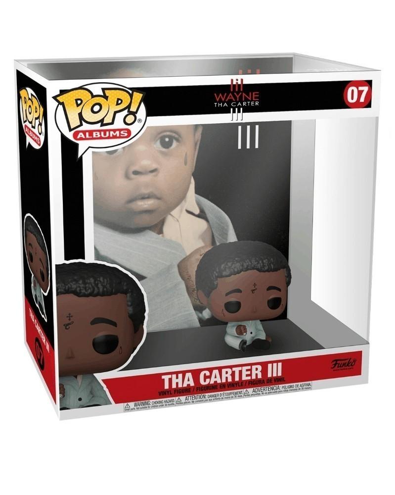 Funko POP Albums - Lil Wayne - Tha Carter III caixa