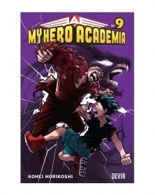 My Hero Academia vol.9 (Ed....