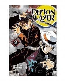 Demon Slayer - Kimetsu No Yaiba vol.2 (Ed. Portuguesa)