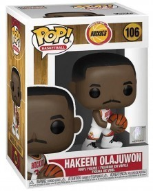 Funko POP NBA Legends - Houston Rockets - Hakeem Olajuwon (Home) c