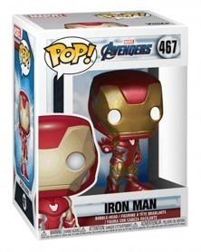 Funko POP Avengers: Endgame - Iron Man (467) c