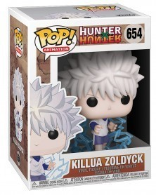 Funko POP Anime - Hunter x Hunter - Killua Zoldyck c